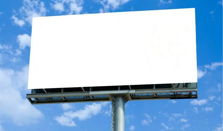 Разрешение на внешнюю рекламу