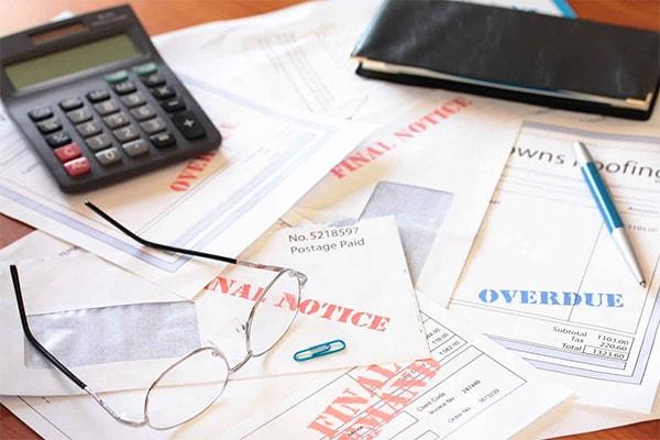 Взыскание задолженности - судебное взыскание долгов